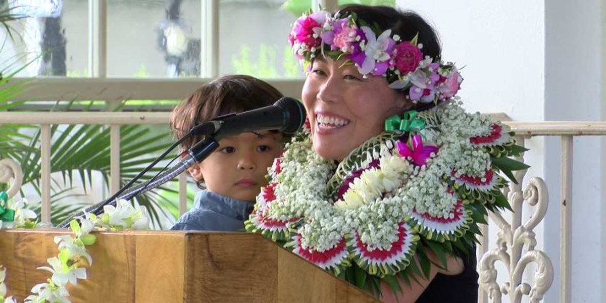 Hawaii's new 'Teacher of the Year' hails from Ewa Makai Middle