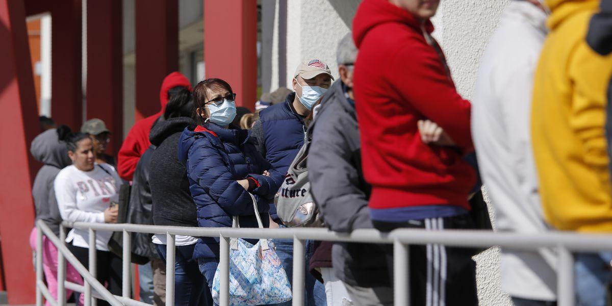 Virus deaths, unemployment accelerating across Europe, US