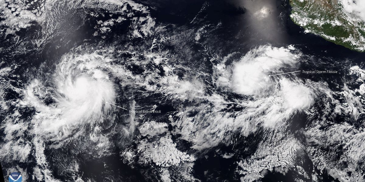 Eastern Pacific hurricane season wraps up with 17 named storms in 2019