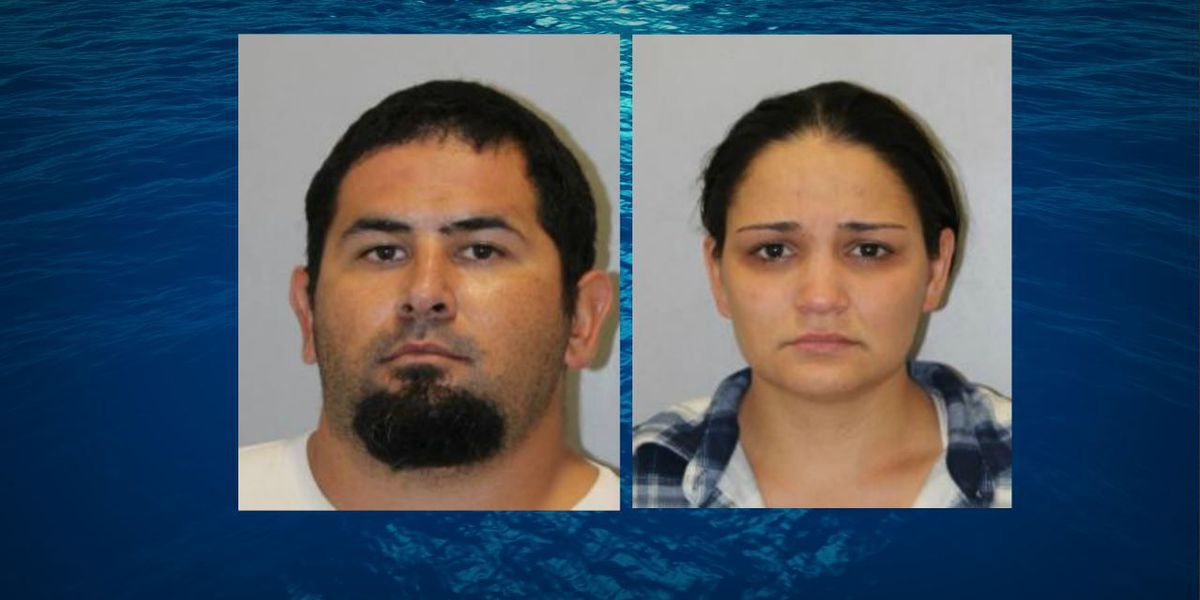 Kauai police arrest man and woman on drug charges