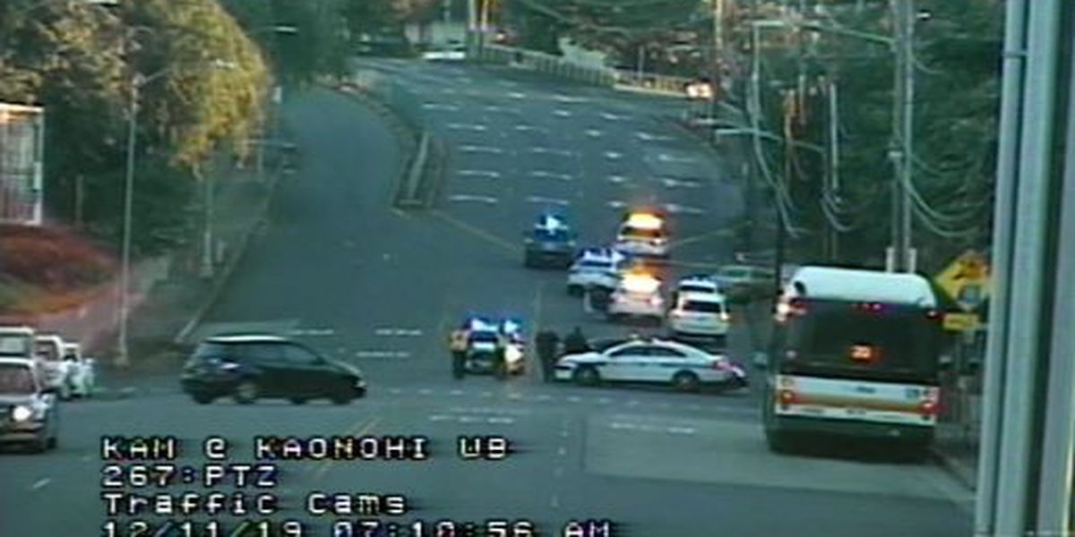 Heavy police presence near Pearlridge Center after officer-involved shooting