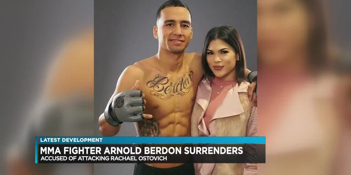 UFC's Rachael Ostovich gets TRO against her husband, saying this wasn't the first attack