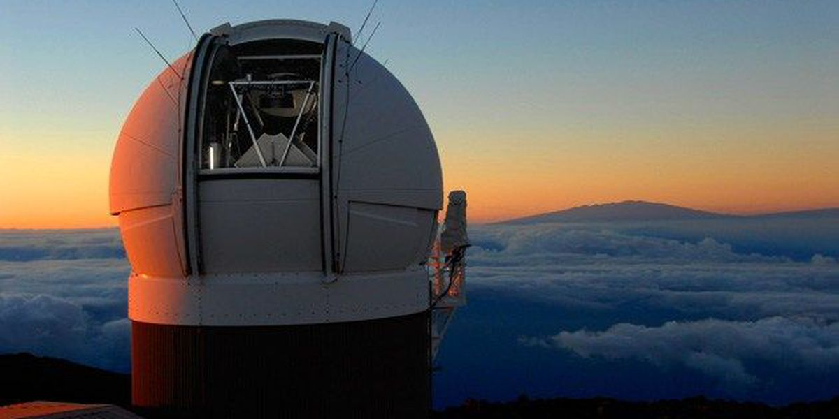 Hawaii astronomer spots what could be first visitor from outside solar system