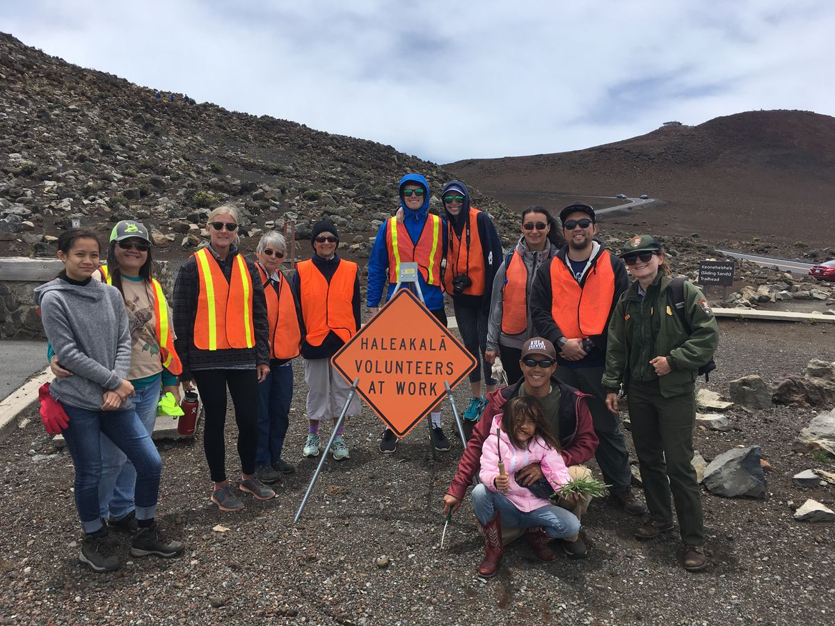 Calling all nature lovers: Haleakala National Park is looking for volunteers