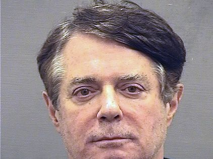 Manafort sentenced to nearly 4 years in prison