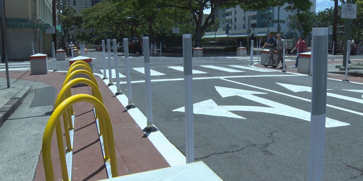 City modifying Chinatown curb extensions after community feedback