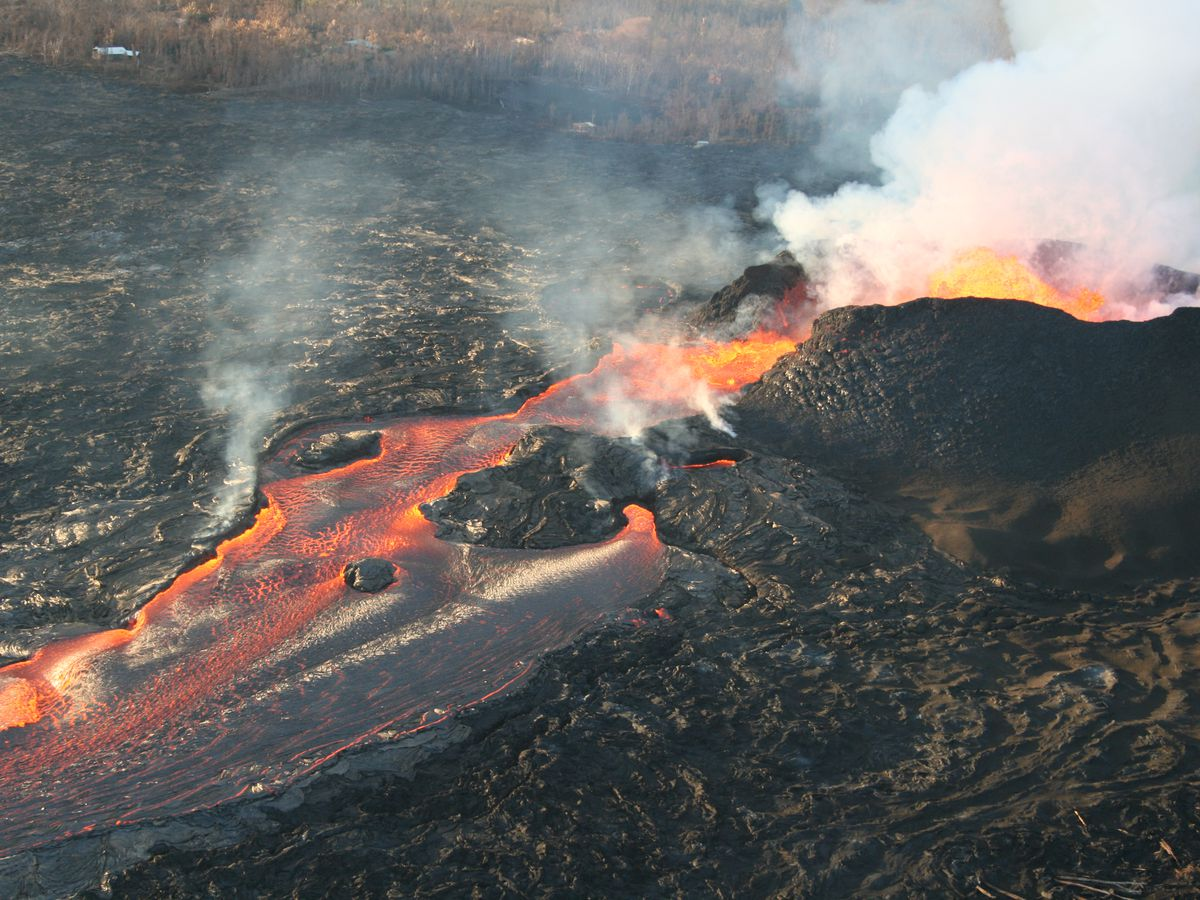 Fissure that opened during the 2018 Kilauea eruption finally gets a name