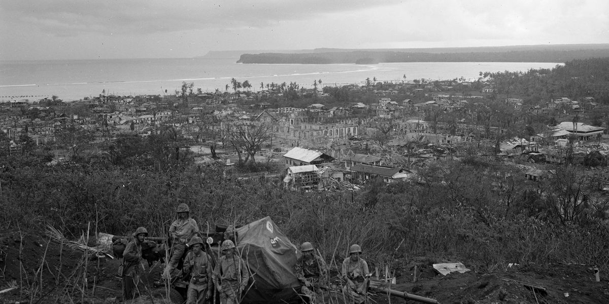 Islanders who suffered 1940s war atrocities on Guam get paid