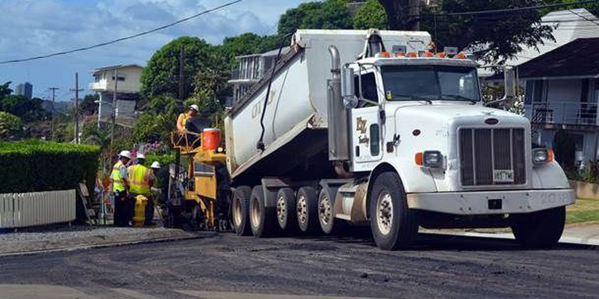 City surpasses road repair goals, but acknowledges there's more to do