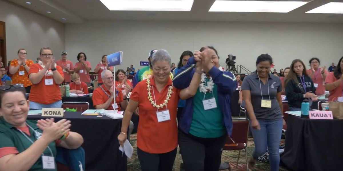 Molokai librarian earns HSTA honor of 2019 Educator of the Year