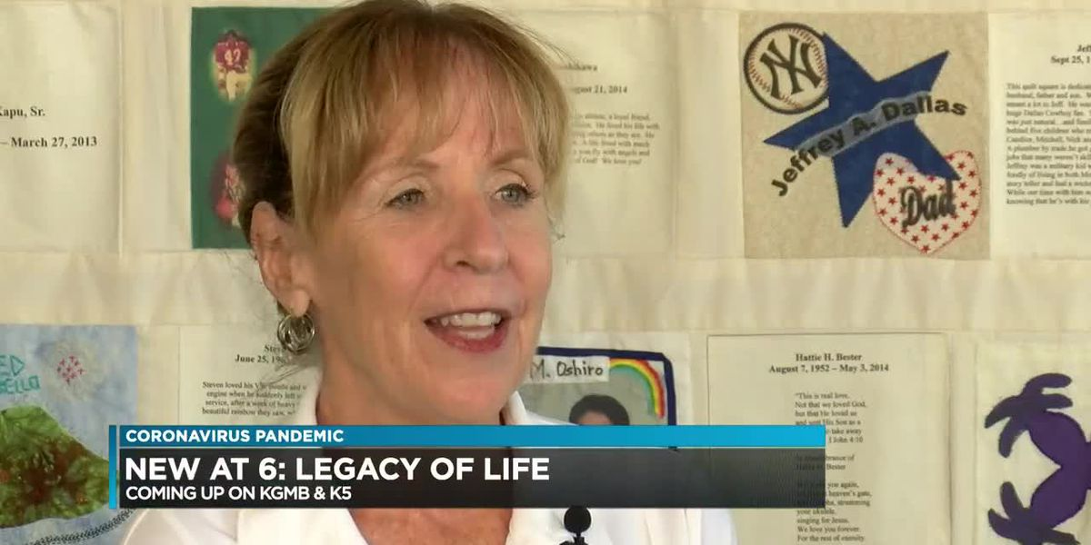 Legacy of Life launches a new campaign to honor organ donors and their families