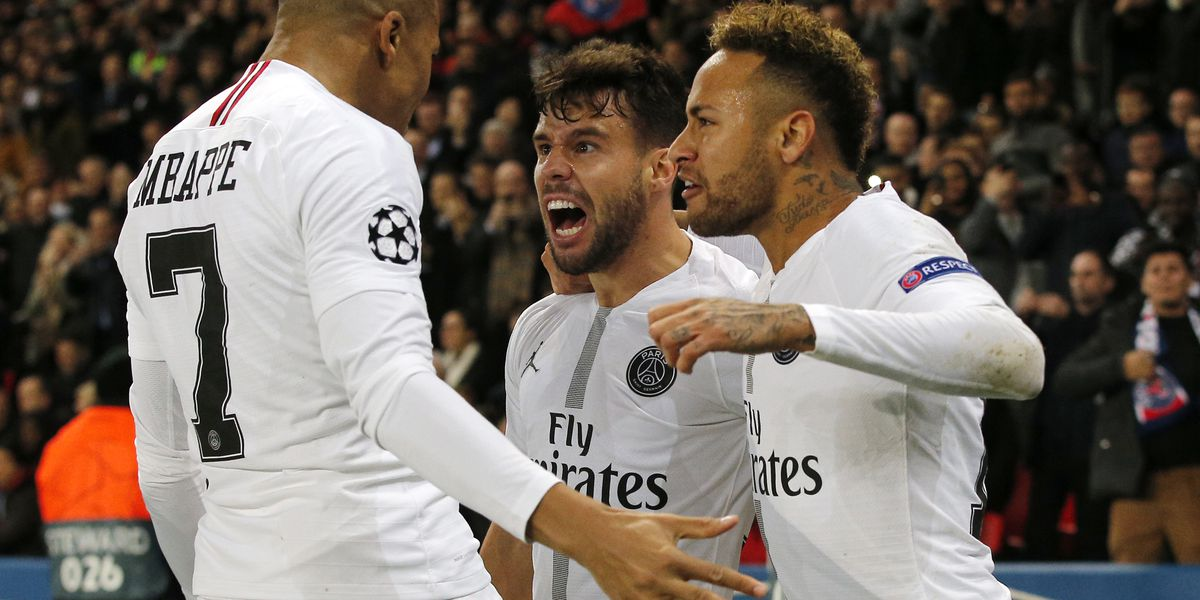 PSG shows grit and fighting spirit in beating Liverpool 2-1