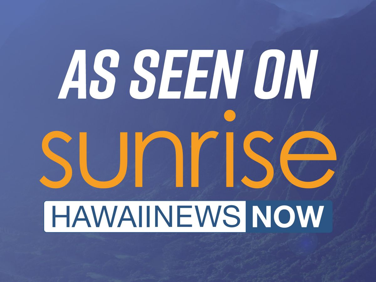 As seen on Sunrise