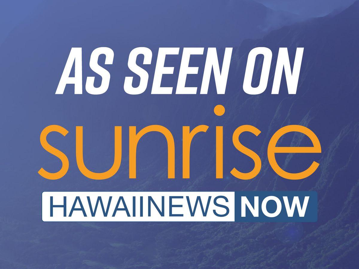 As seen on Sunrise