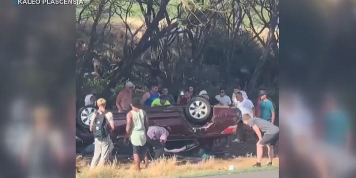 MPD: Waikapu woman killed in Ukumehame car crash