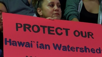 Critics of controversial Ala Wai flood mitigation project come out in full force