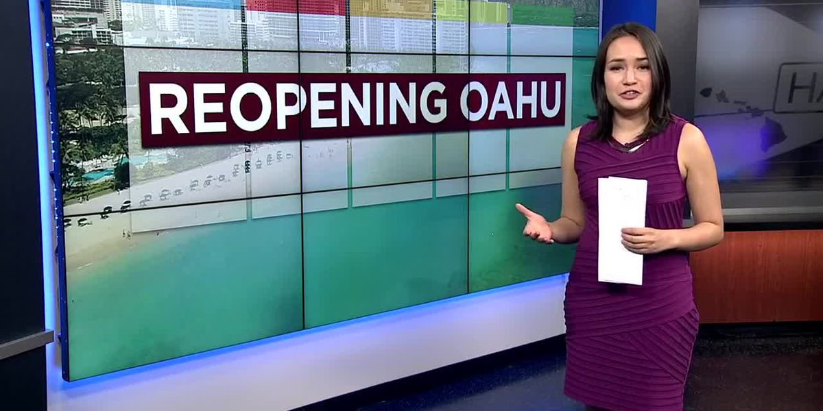 Mayor Caldwell says Oahu will ease some COVID-19 restrictions on Thursday