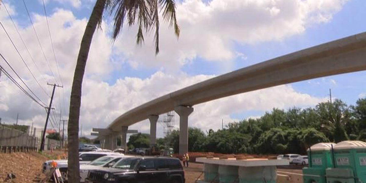 Parking rates could increase in Honolulu to fund rail