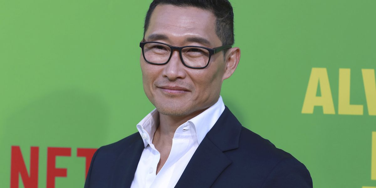 Actor Daniel Dae Kim says he tested positive for COVID-19