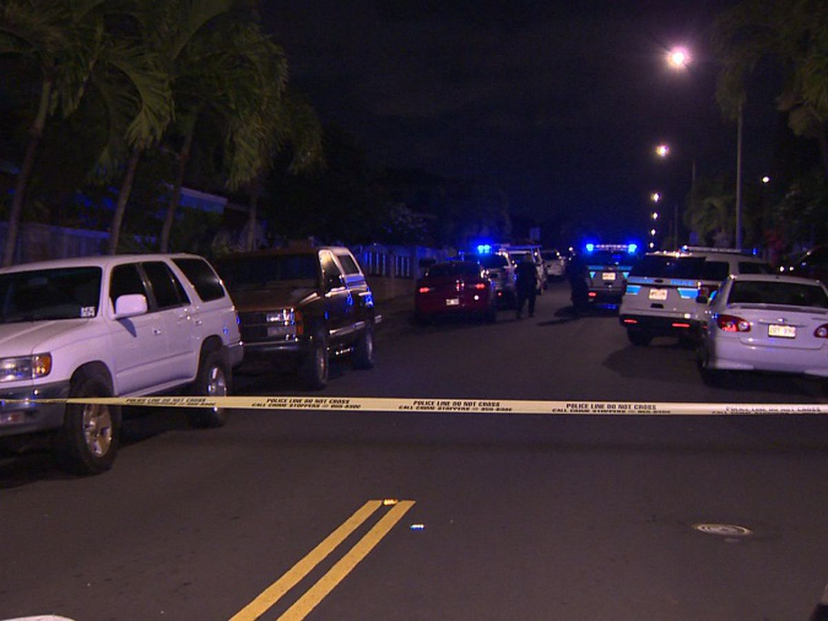 Bail set at $1M for suspect in a deadly Waipahu stabbing