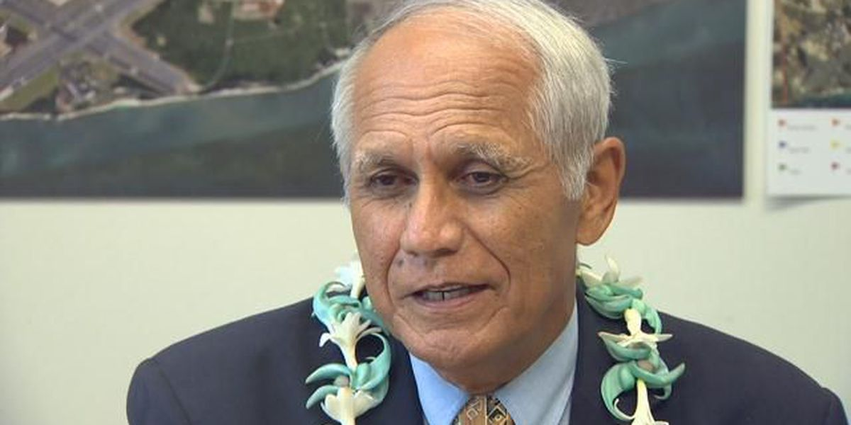 Hawaii Sen. Mike Gabbard, other state lawmakers join forces against offshore drilling