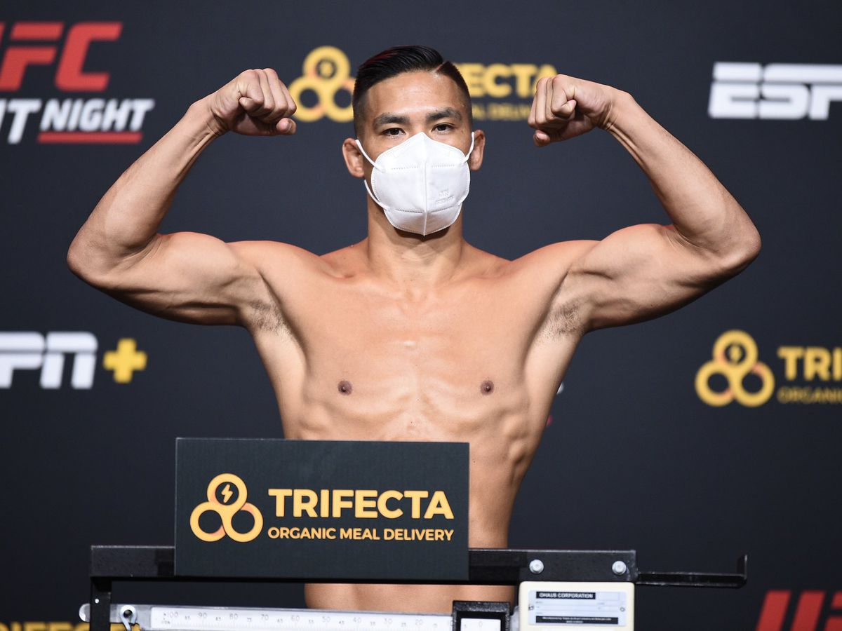 Hawaii's Tyson Nam set to take on Matt Schnell at UFC on Fight Island 8