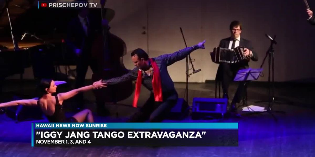 Tango Extravaganza heads back to the islands