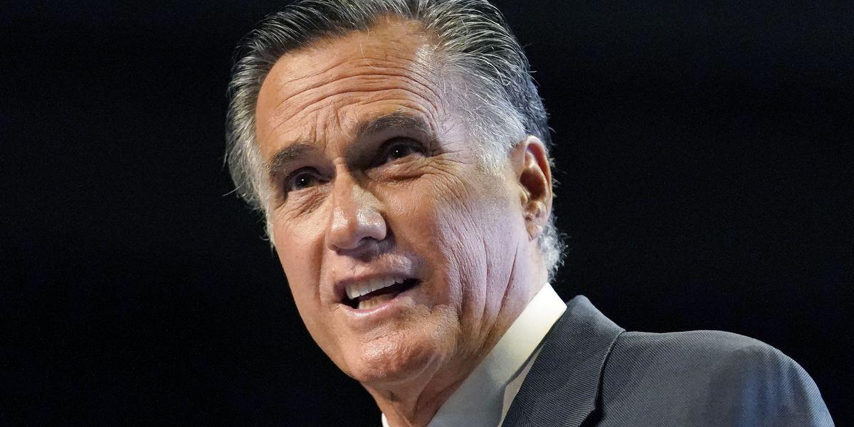 Bid to censure Romney for Trump impeachment votes fails