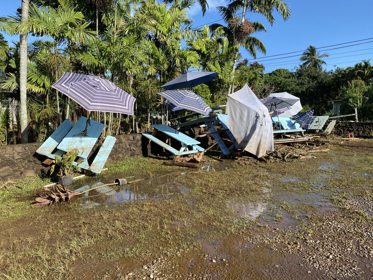 Businesses: Community support key to flooding response in Haleiwa