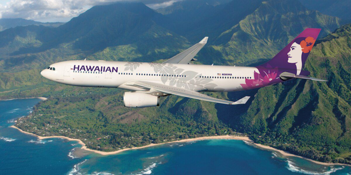 Hawaiian Airlines issues apology after glitch caused