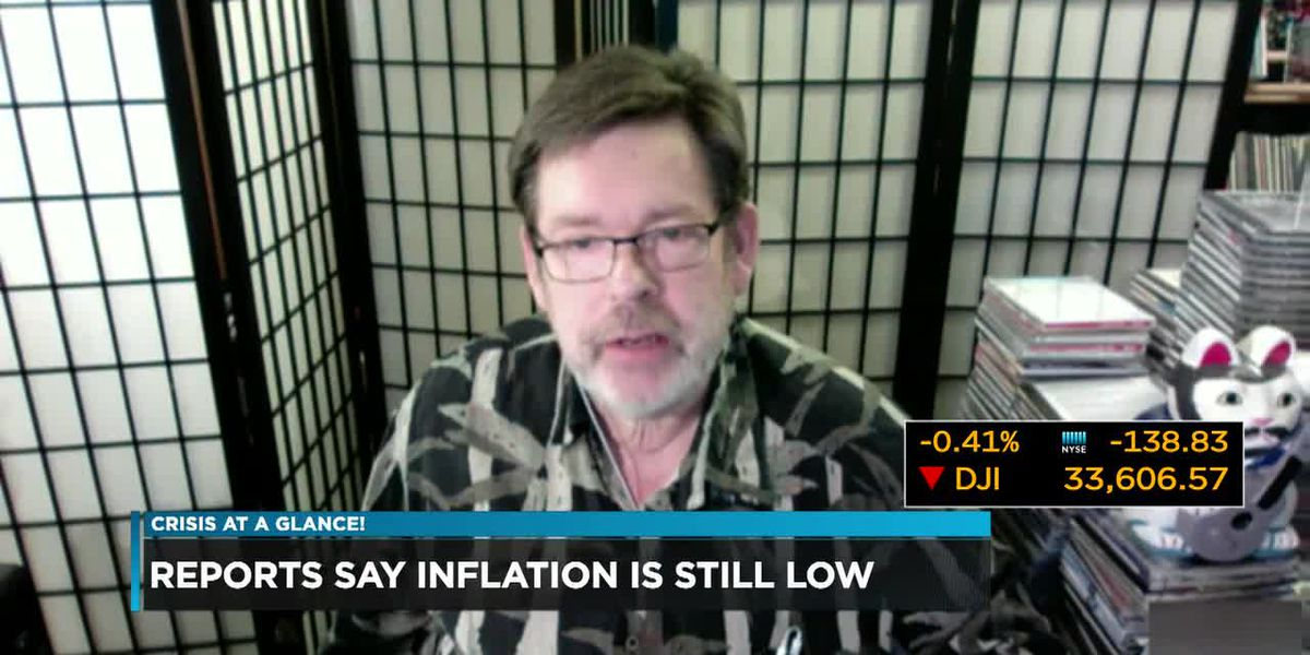 Business Report: Inflation is still low