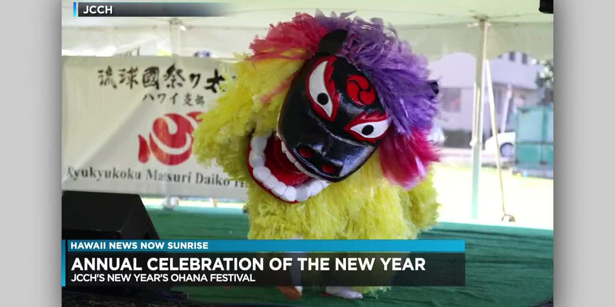 Japanese Cultural Center of Hawai'i's New Year's 'Ohana Festival