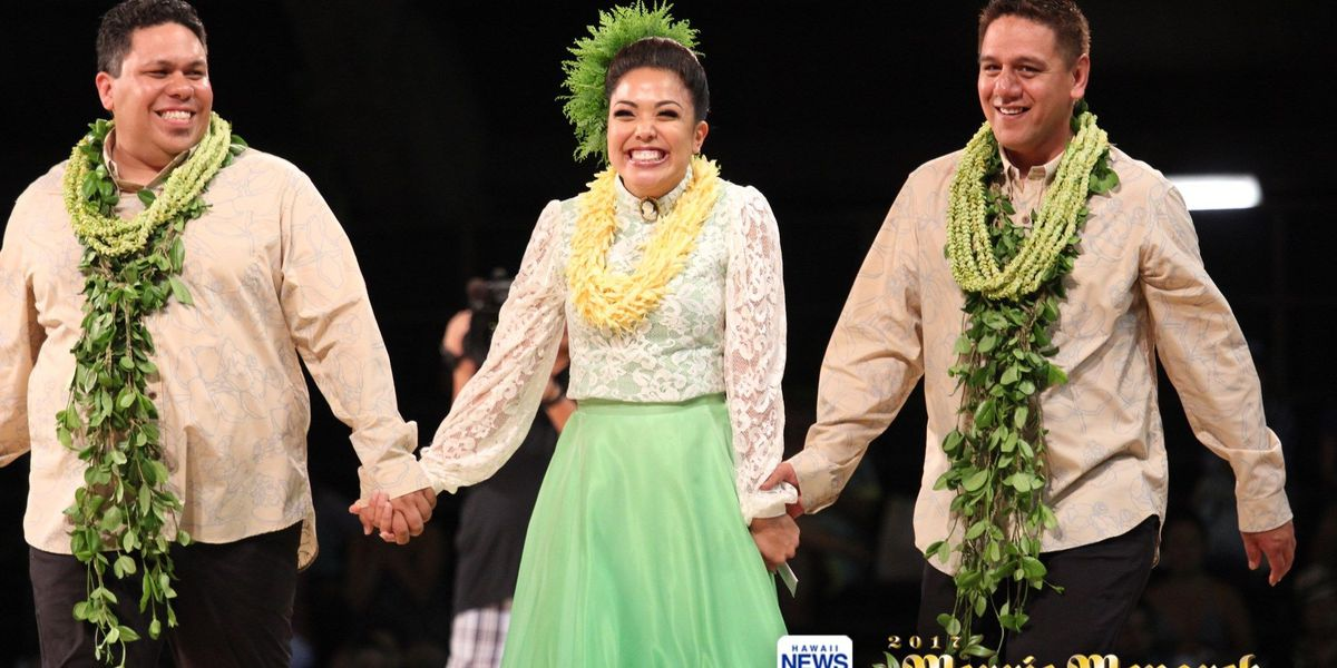 Halau Hi'iakainamakalehua fosters back-to-back Miss Aloha Hula wins