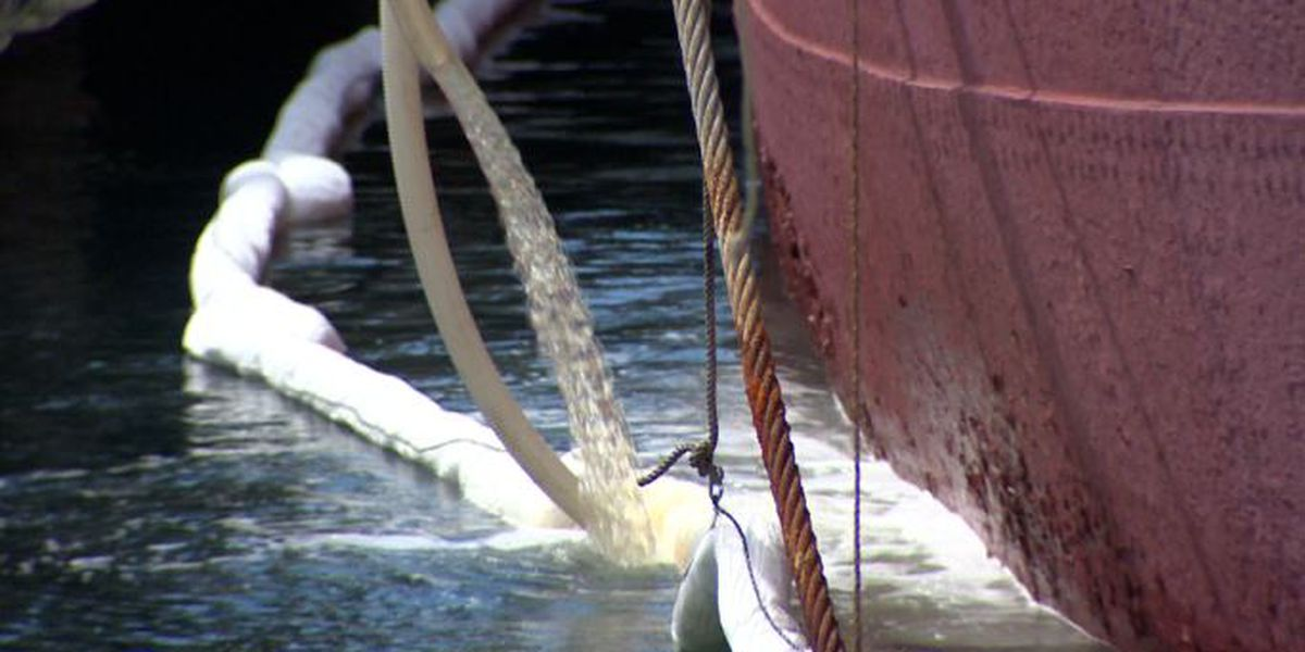 Repairs underway after historic ship in Honolulu Harbor starts taking on water