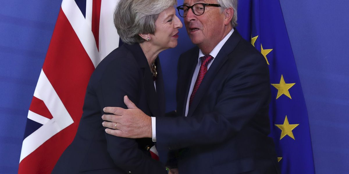 UK, EU agree to take more Brexit time after no-result summit