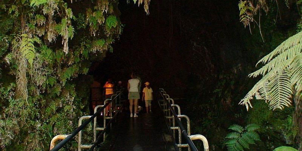 Man suffers heart attack at Thurston Lava Tube