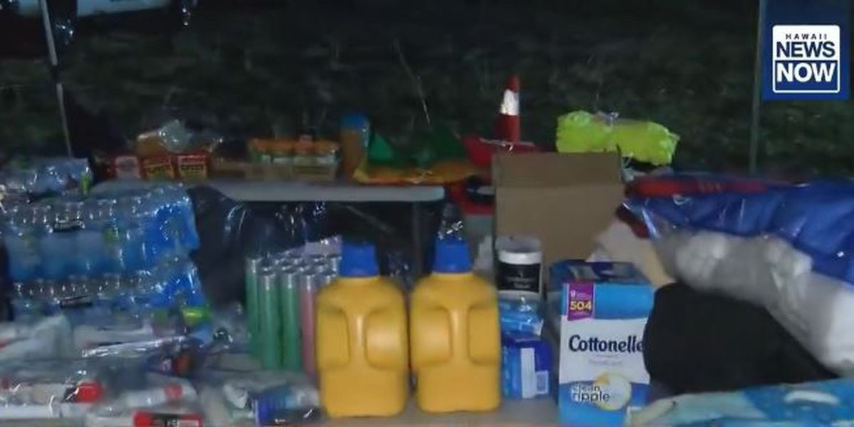 New resource center provides necessities for residents affected by Puna eruptions