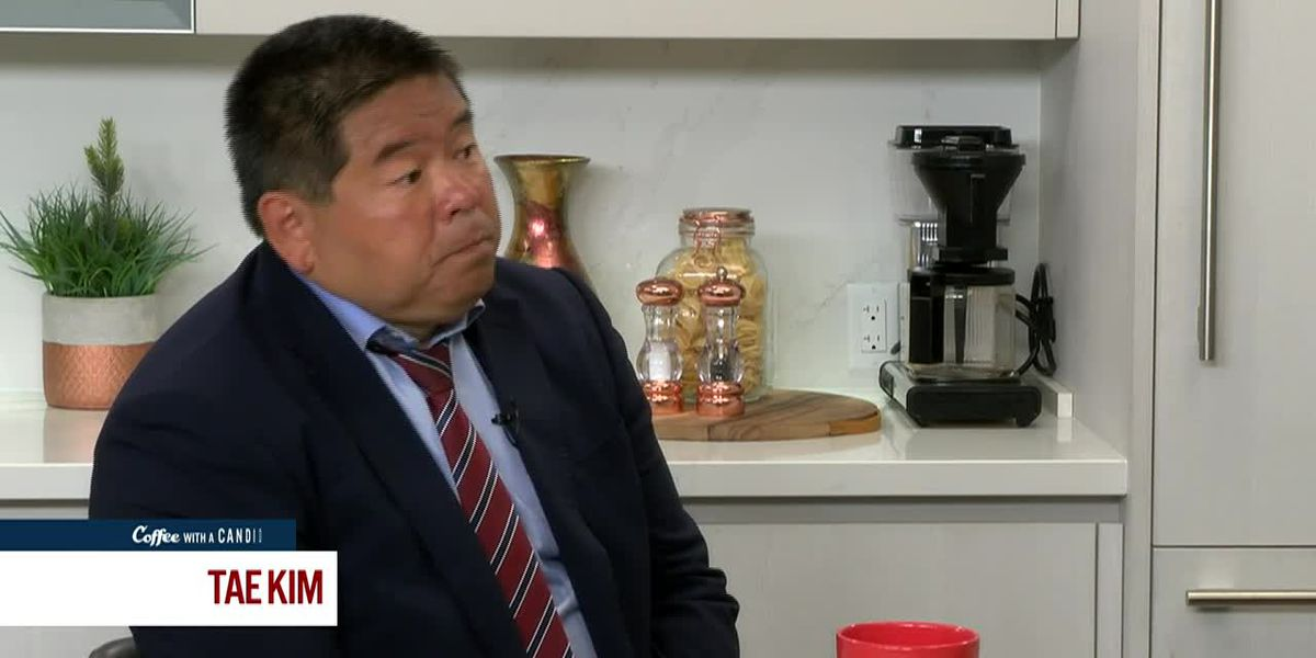 Coffee with a Candidate: Tae Kim, Candidate for Honolulu Prosecutor