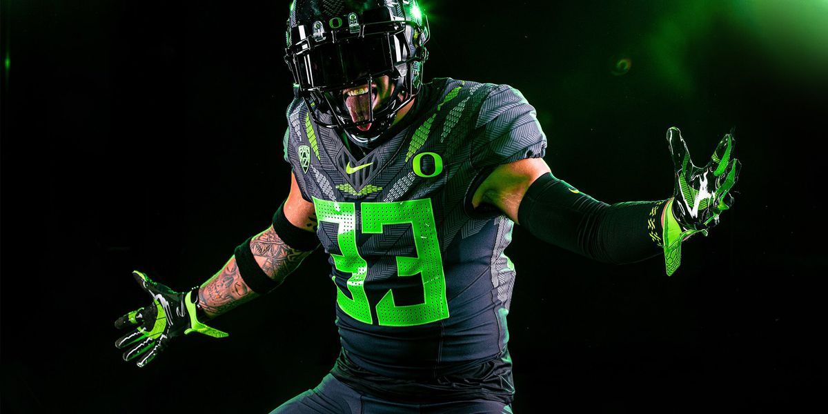 Famed Hilo clothier Sig Zane designs Oregon football uniforms to be worn this week