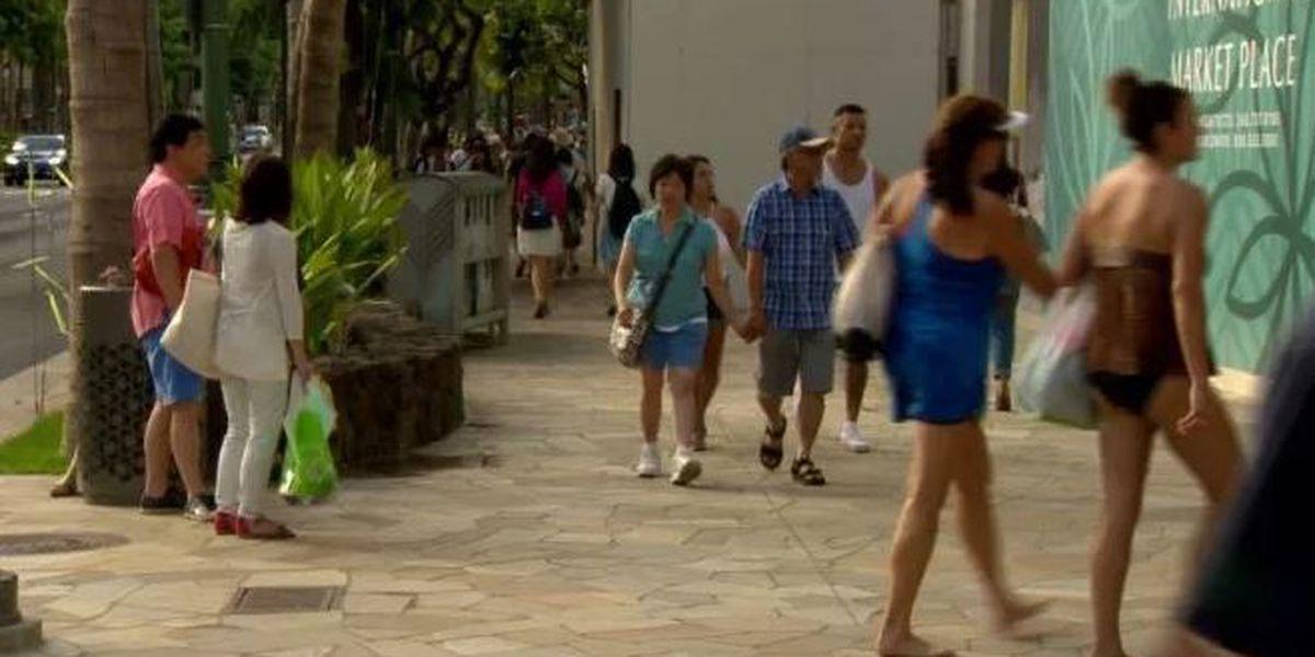 Crews to begin work on Waikiki sidewalk renovation project