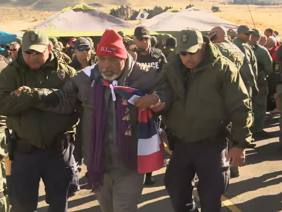 Big Island mayor: Ige made ultimate call to stop arrests at TMT protest