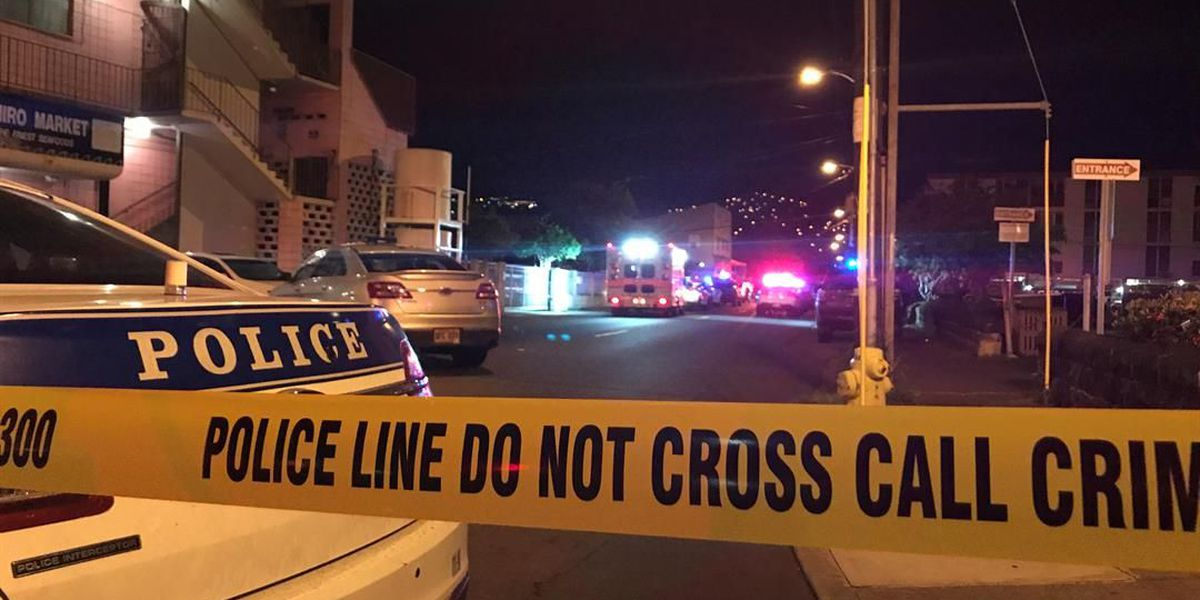 Man once convicted of murder arrested again after opening fire in Kalihi
