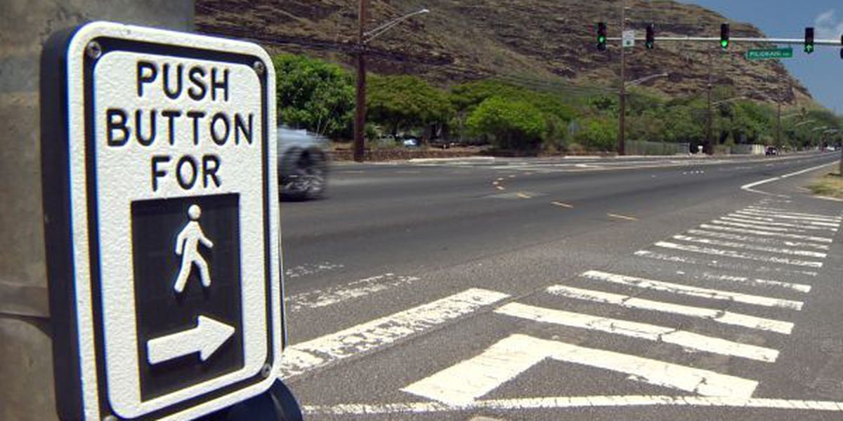 Hawaii's roads are deadliest in the nation for senior pedestrians