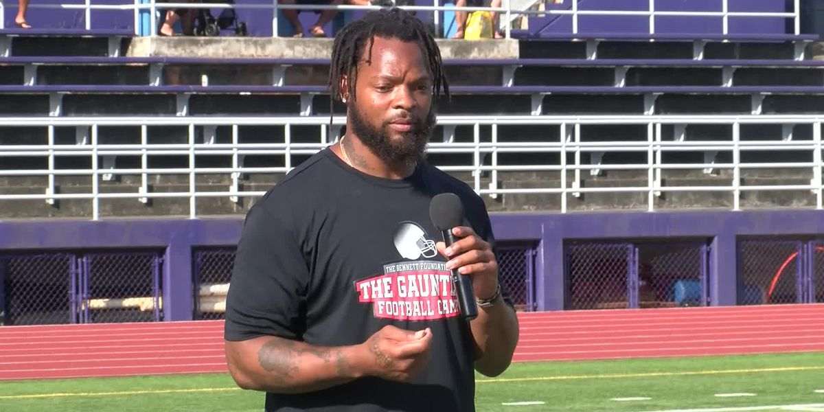 Michael Bennett's 7th Annual Gauntlet Camp is more than just football