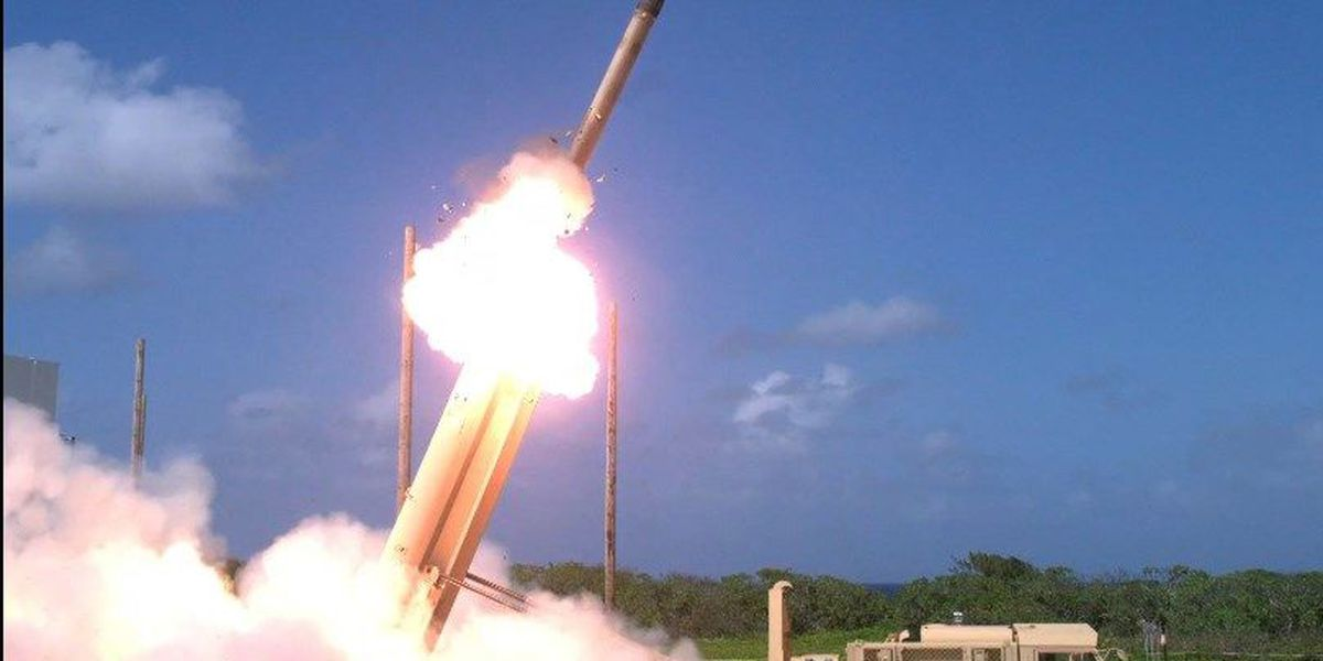 US conducts successful missile defense test north of Hawaii