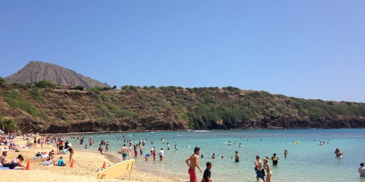 Hanauma Bay reopens after bacteria levels drop to safe levels