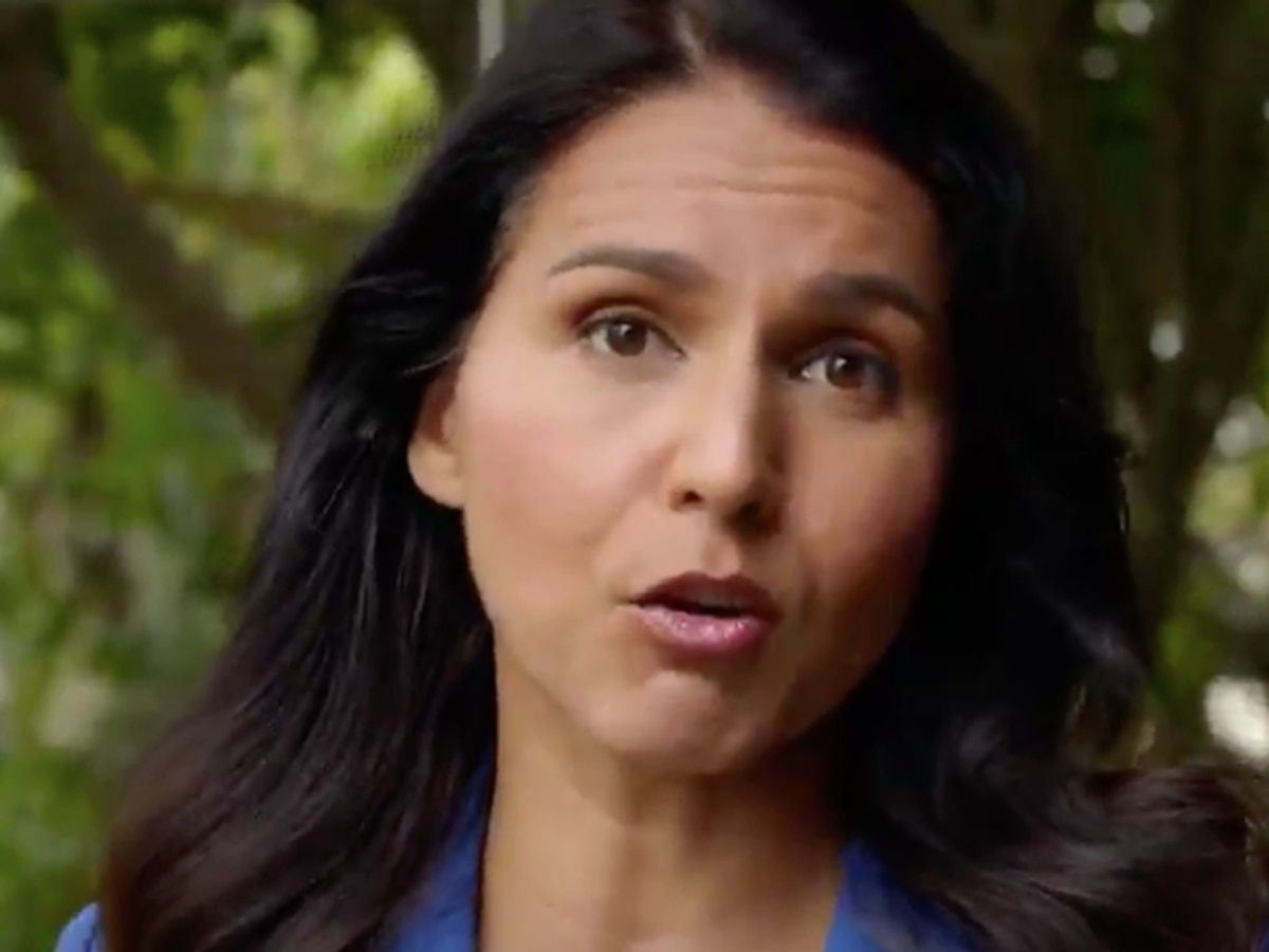 Gabbard leaves Hawaii National Guard for California unit