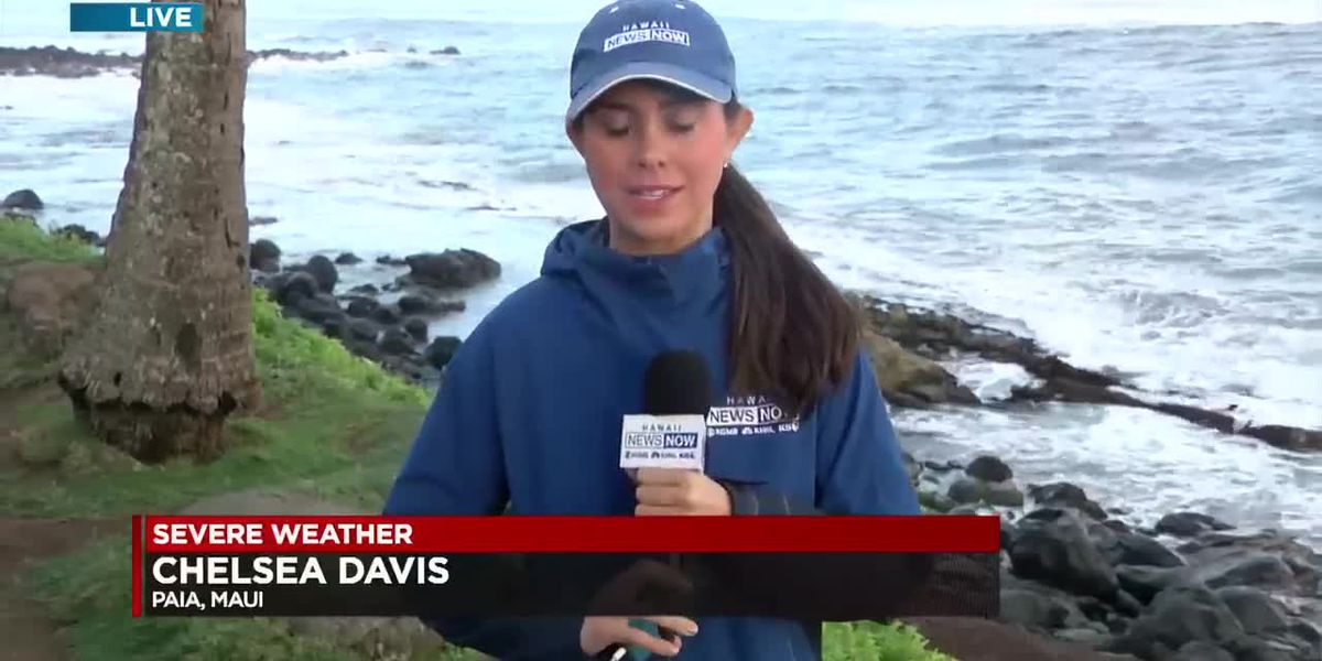 Maui recovering after torrential rain, flooding batters the island