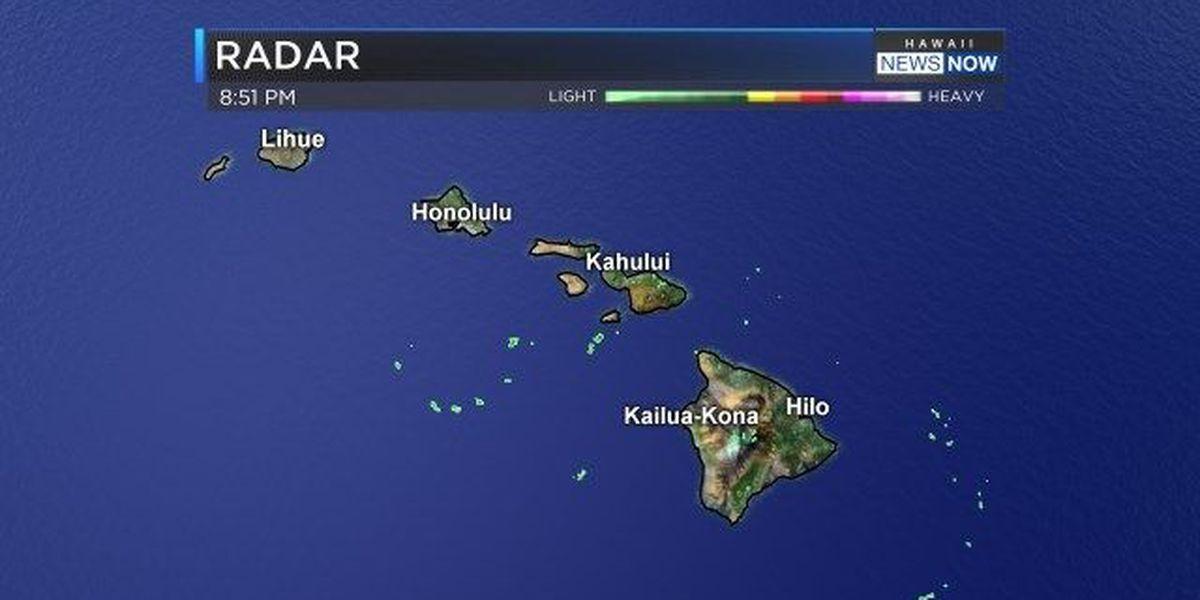 Forecast: South winds may bring haze, humidity