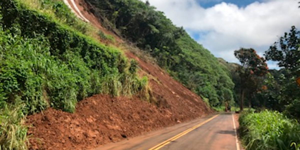 Emergency access into Hanalei to begin this week as crew continue stabilization work